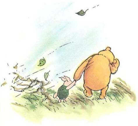Pooh Piglet no text